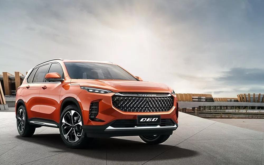 上汽大通D60正式上市,共推出X款车型,售价区间为XXX-XXX万元