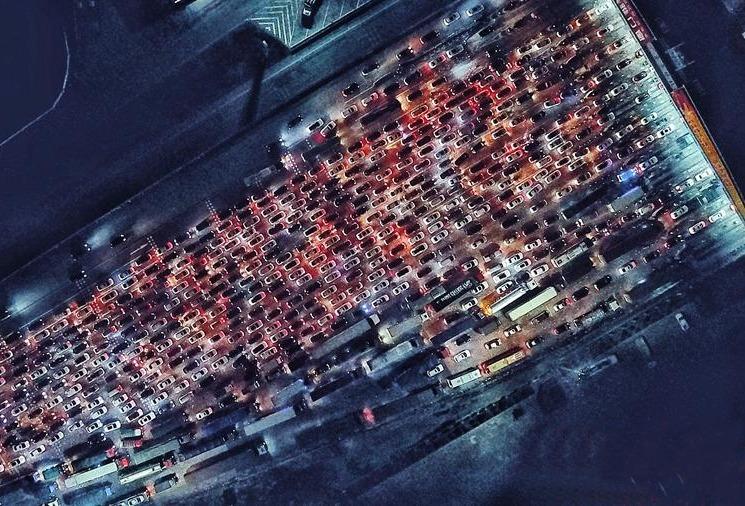"""取消高速省界收费站驶入""""快车道"""",我们距智能交通还有多远?"""