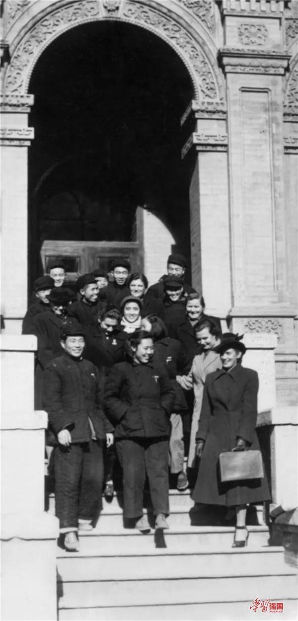 1950年的中国人民大学