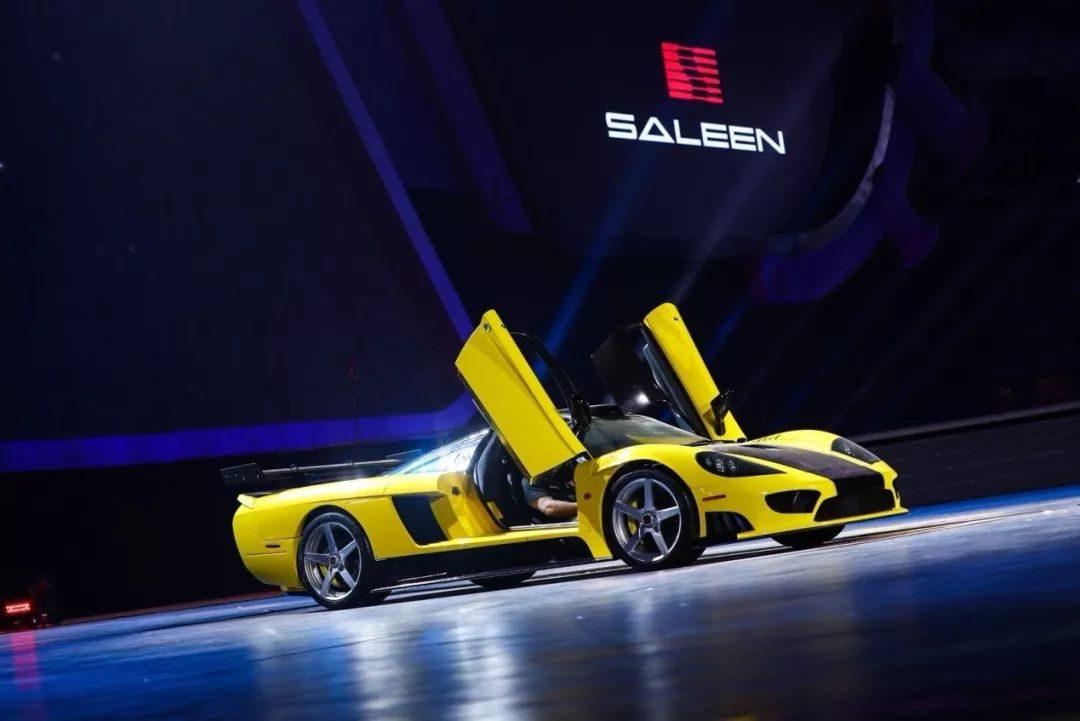 美式超跑   赛麟国产,带来四款车型;科尔维特发布2020款Stingray