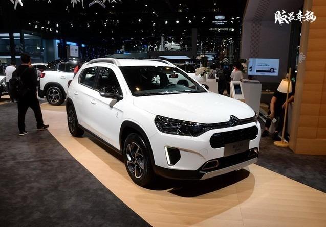 雪铁龙C3-XR上市三款国六车型,售价为10.89万~11.79万