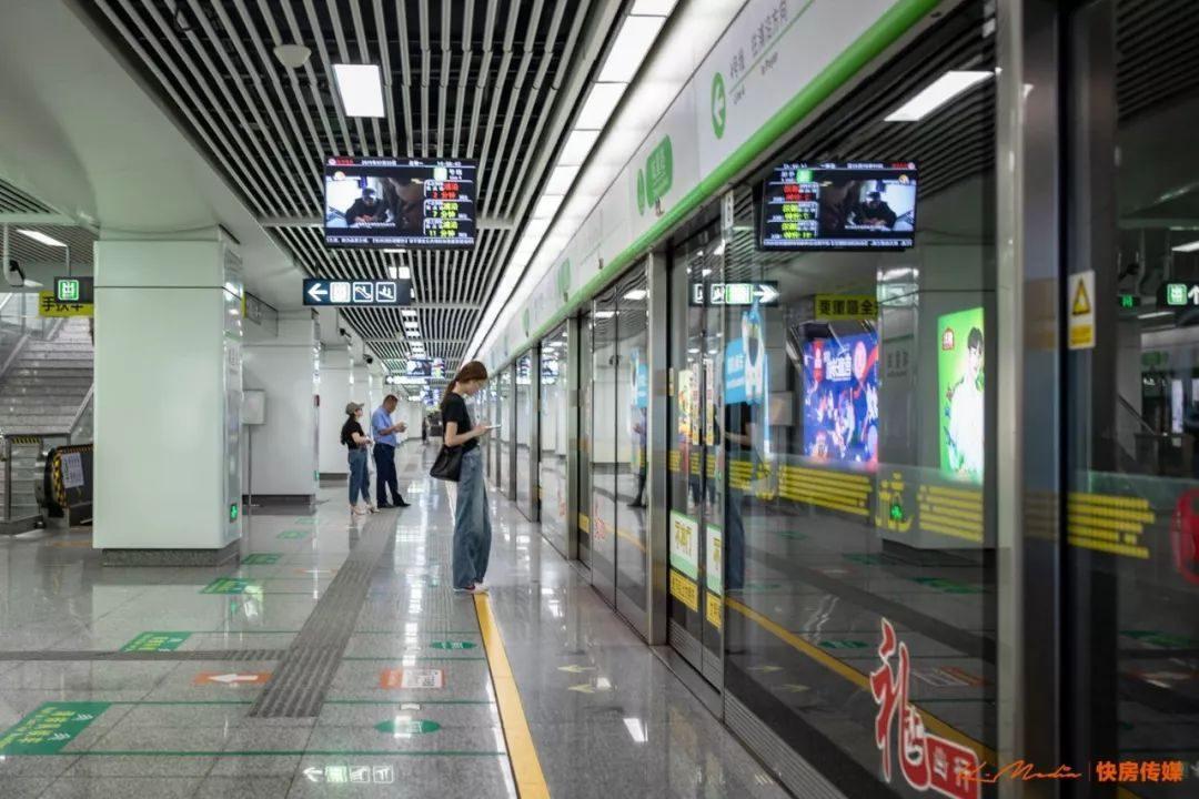 干货!杭州12条地铁沿线楼盘大
