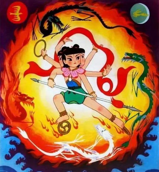 暑假最火的动画电影!上映五天斩获十亿票房,魔童演绎另类哪吒