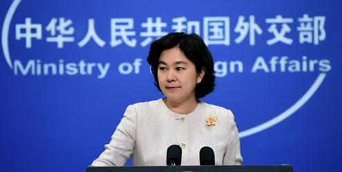 外交部:赞赏朝方在香港问题上发出正义的声音