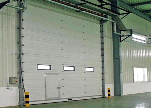 工业提升门与卷帘门