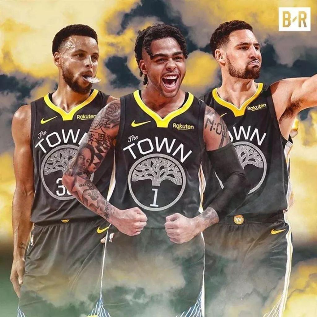 勇士無緣NBA新賽季揭幕日 別擔心 近17年只贏了一場