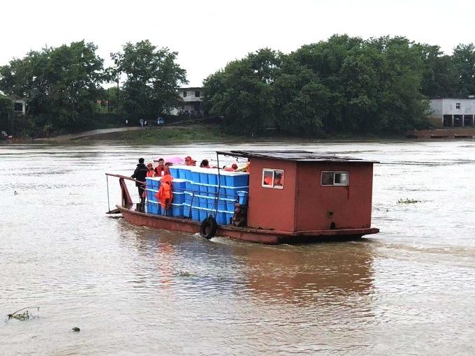 进入防汛关键期,壹基金联合救灾项目7月已启动20次紧急救援响应