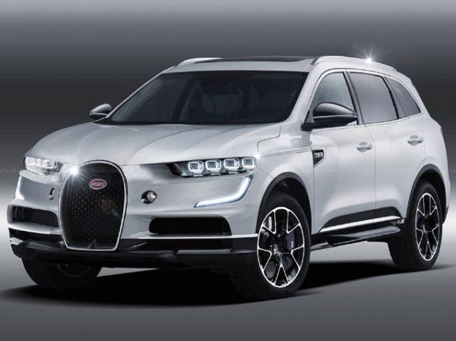 或将采用纯电动力 布加迪计划推出SUV车型