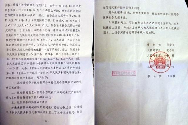 河南新野农村信用社国有资产流失谁之过?监管部门在哪里?