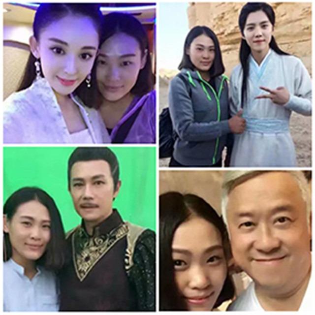 北京京彩化妆培训学校的老师到底好在哪里