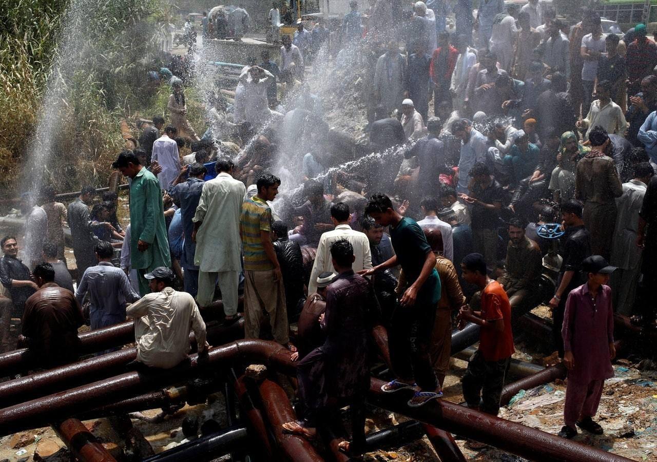 巴基斯坦為何要把首都從沿海的卡拉奇遷到內陸的伊斯蘭堡