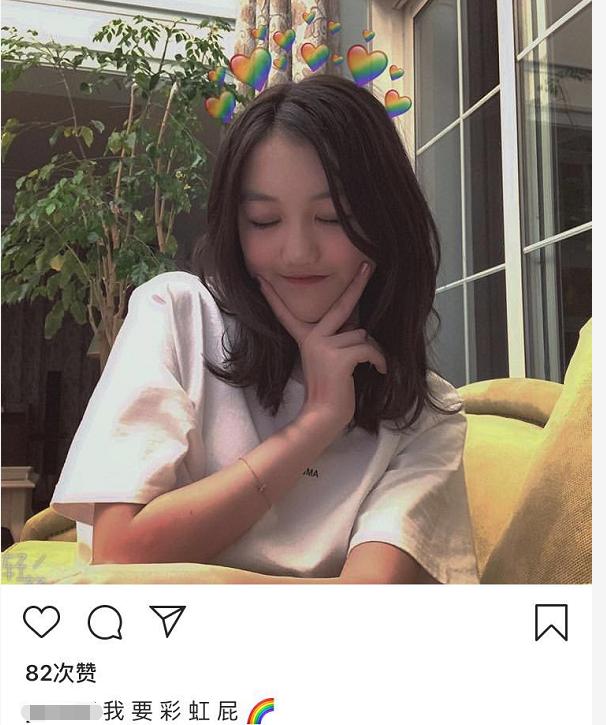 """李嫣回应为何自称""""李十万"""":新闻说我逛街2小时花10万很好笑"""