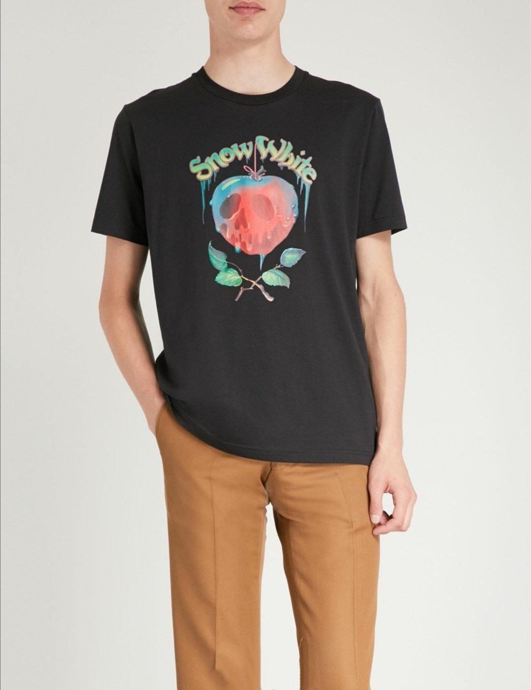 范思哲后,蔻驰现同款辱华T恤,美国两大时尚品牌竟范同款错误?