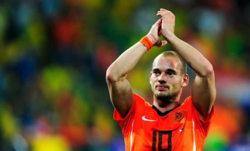 官方:斯内德宣布退役 荷兰黄金一代正式谢幕