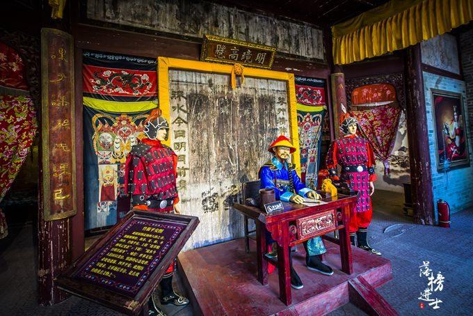 漓江沿岸最美的古镇,不收门票,还有20元人民币上的美景