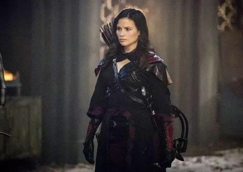 《绿箭侠》女星Katrina Law加盟《天堂执法者》