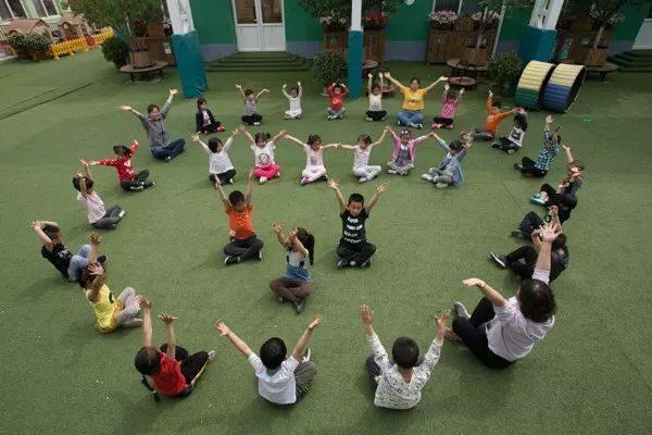 北京晒客岁教育收展成绩单:普惠性幼儿园覆盖率超七成