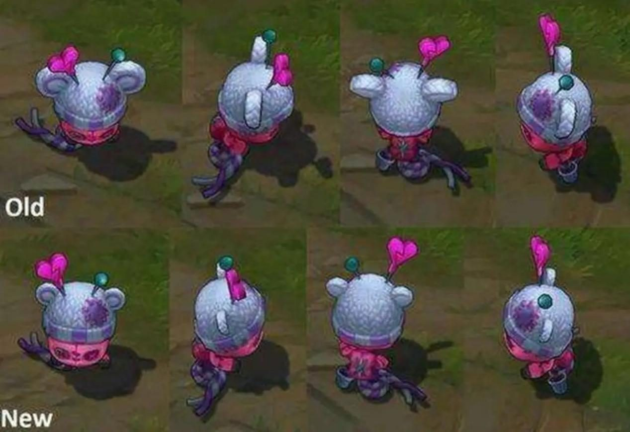 LOL:被玩家喷到下线的三个皮肤,战争女神像鳄鱼女装?