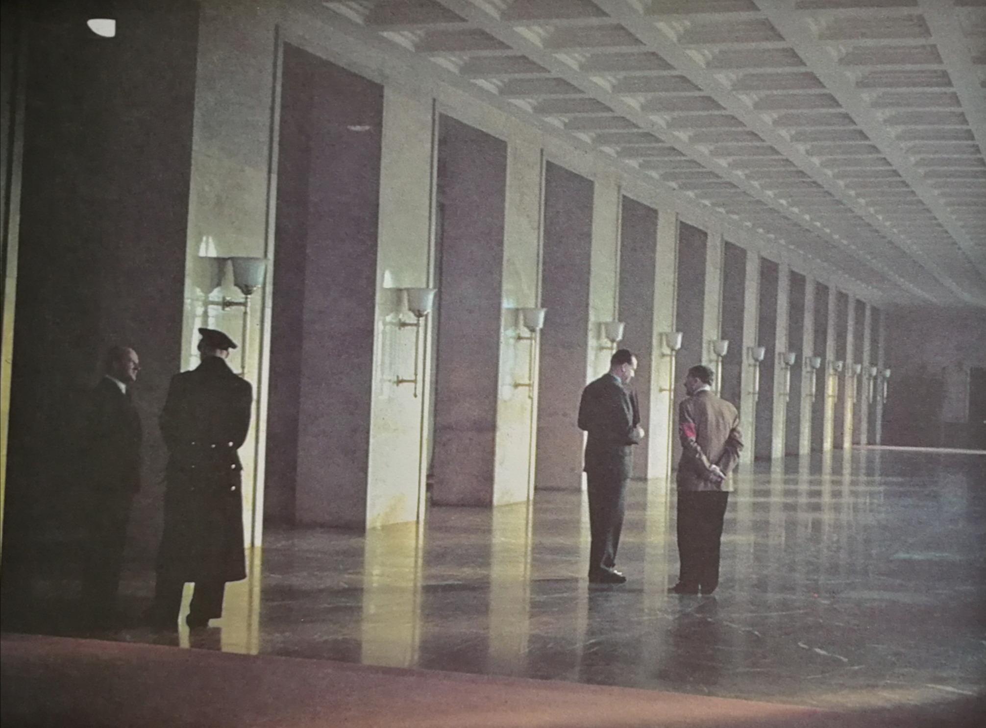 1938—1939,恶魔希特勒的11张比较著名的高清彩照