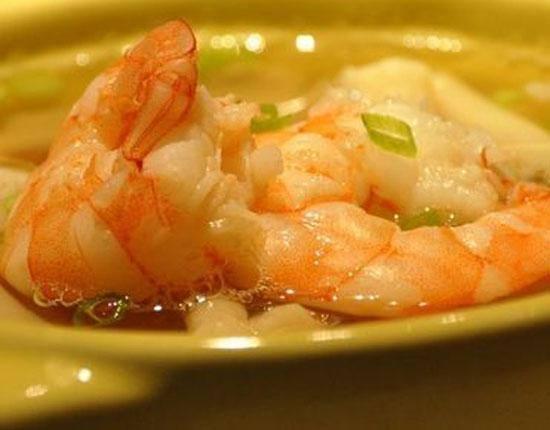 特别爽滑暖身的虾仁菌菇汤 好喝又下饭 做法简单倍儿好喝!