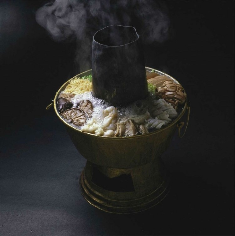 镜头下:三十年前中国的饭桌美味,做法非常自然