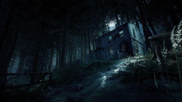 《布莱尔女巫》含多结局 单程游戏时长5-6小时