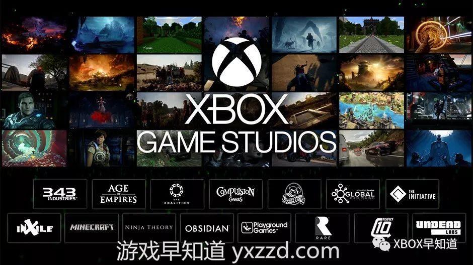 微软官方再度重申第一方工作室作品为Xbo