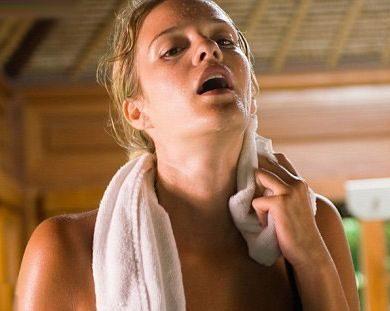 从出汗部位看身体健康,哪个部位出汗最危险