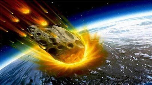如果一颗直径1公里的纯金小行星撞击地球,联合国会怎么应对?