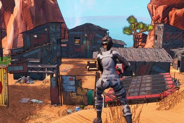 《堡垒之夜》大幅削弱高速建造系统引发玩家不满