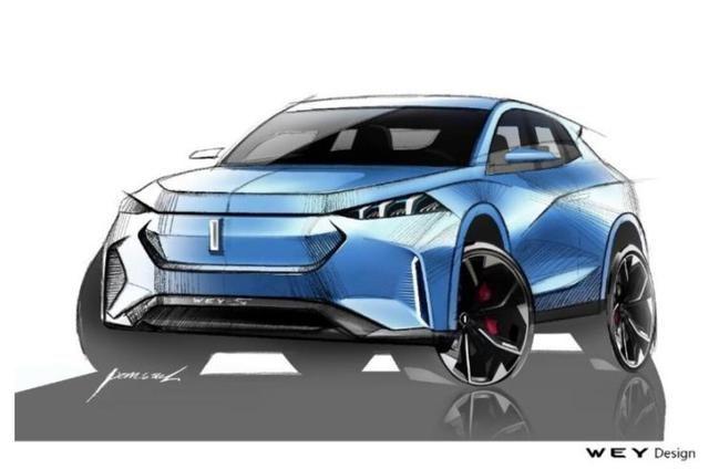 纯电动车型WEY-S或将亮相法兰克福车展,释放出什么新信号?