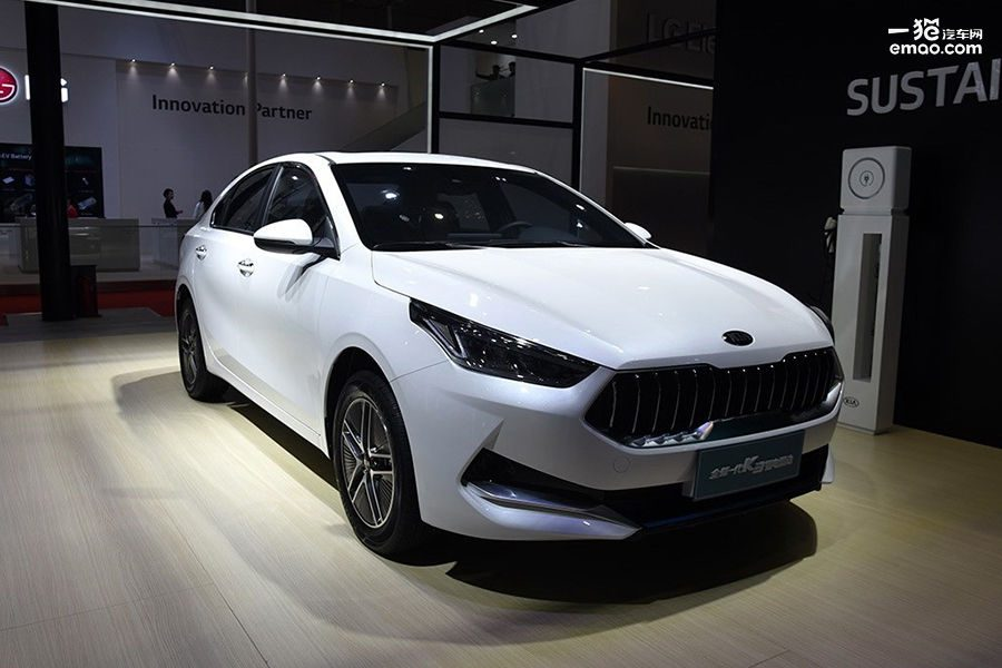 全新起亚K3纯电版车型将广州车展亮相 明年3月上市