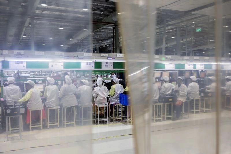 富士康:印度人工成本便宜一半,政府还给帮