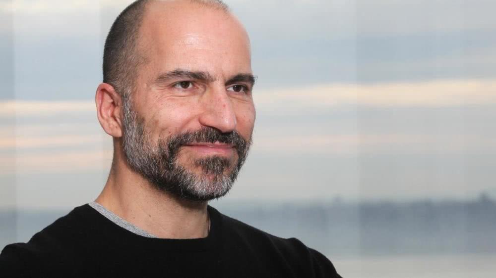 Uber CEO回应谷歌前员工窃密案:看