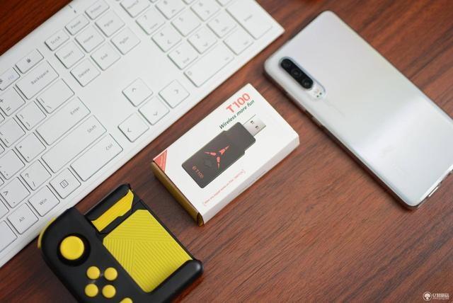 轻松玩转多游戏平台:酷威T100手柄转换器,实现手柄互联