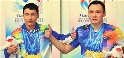 杨博尊刘玉涛曹六洲打破全国纪录 天津游泳选手再创佳绩