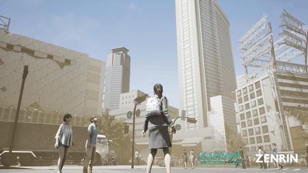 《绝体绝命都市4+》中文版10月17日发售 收录DLC