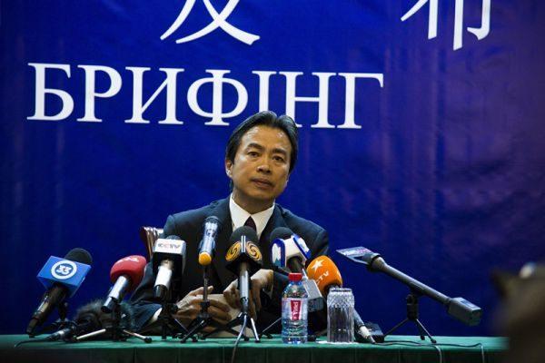 """毫不留情 这个美国高官向中国""""泼脏水"""" 被中国大使点名批评9次"""