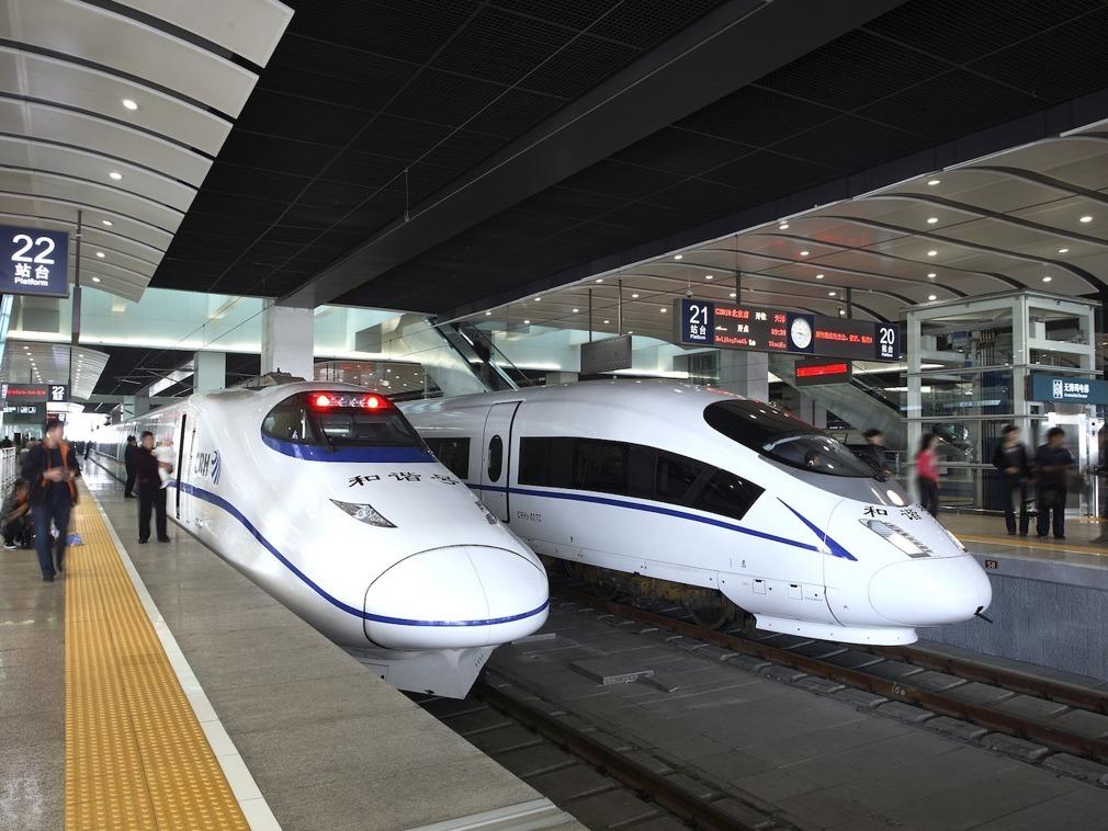 """中国高铁""""巨无霸""""诞生!又一领域全球第一,印尼泰国纷纷来合作"""