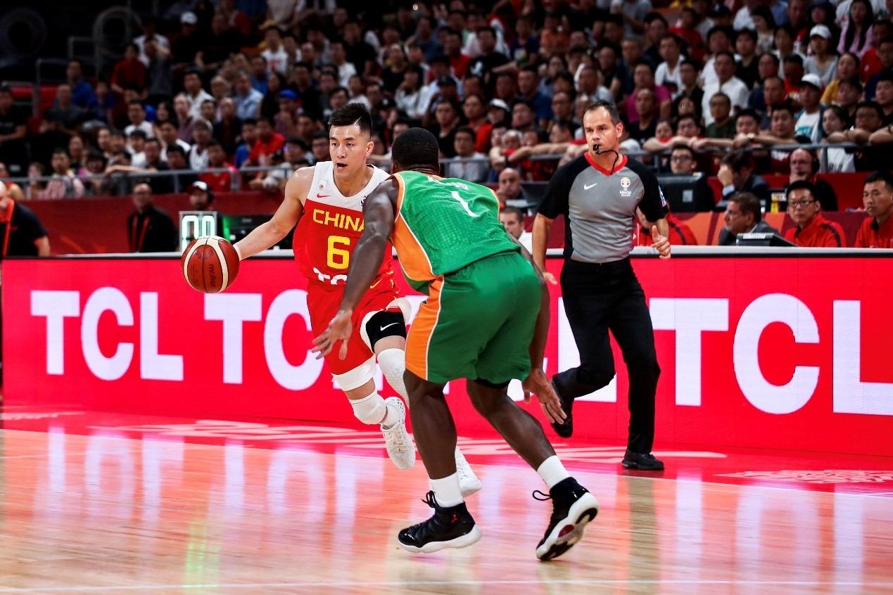 篮球世界杯无处不在的超级符号 TCL 的优术、明道、取势