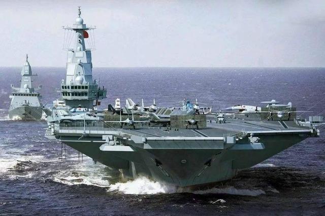 我们的目标是大海星辰:大舰建造发力,舰载机生产同步加速