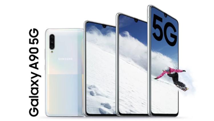 三星正式官宣Galaxy A90 5G:配备骁龙855和4800万像素相机