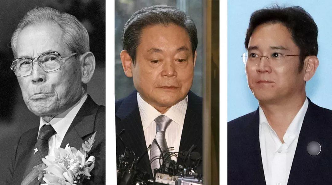 铁打的财阀 流水的总统 韩国是如何被财阀拖垮的?