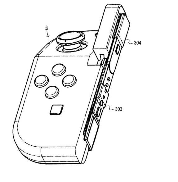 """手柄""""骨折""""了但手感更棒:疑似任天堂改良款Joy-Con专利曝光"""