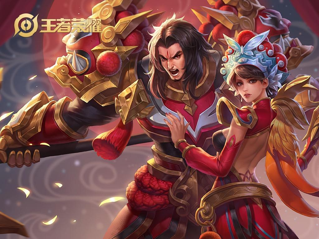 王者荣耀:保护后排最给力的三大英雄,有他们在放一百个心?