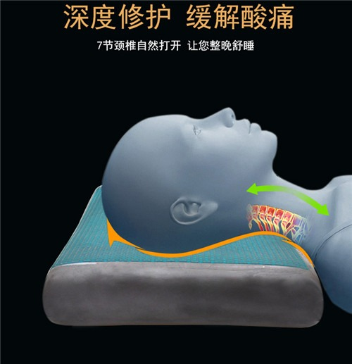 戴维·弗森凝胶枕:为什么现在的年轻人如此青睐凝胶枕?
