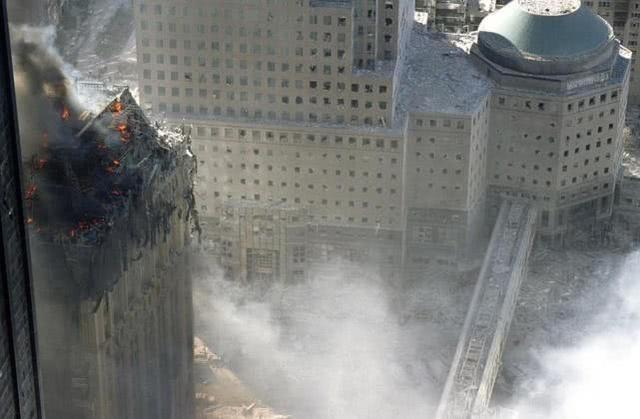 911恐襲18周年紀念日到來,罕見清理廢墟照被公布,如人間煉獄