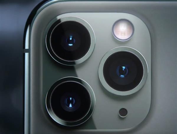 蘋果詳解iPhone 11 Pro系列相機:升級三攝 首發夜景模式