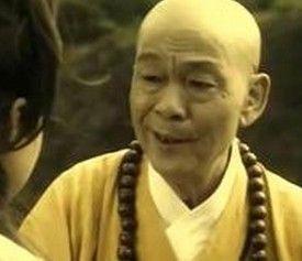 """TVB老戏骨,一生演配角,写得一手好书法,""""天龙八部""""玄苦大"""
