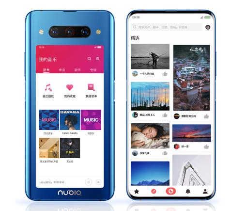【专利解密】努比亚双屏专利,打造手机全新玩法